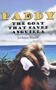Author and Illustrator Jo-Anne Mason